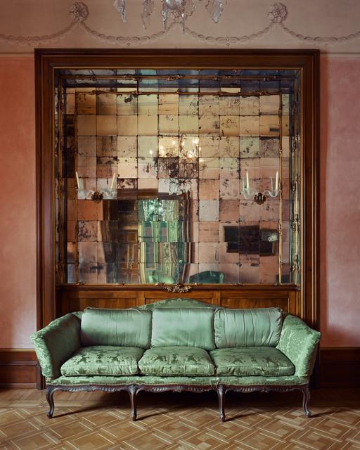 , 'Mirror Grid, Milan,' 2008, Edwynn Houk Gallery