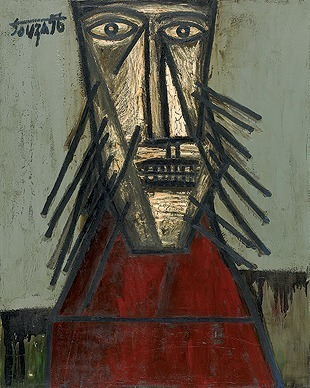 , 'Head,' 1956, Aicon Gallery