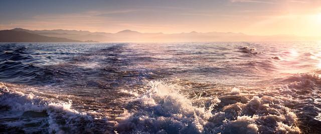 David Drebin, 'Parting Waves', 2018, Immagis Fine Art Photography