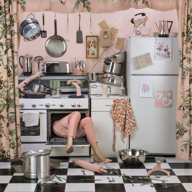 , 'Cooking the Goose,' 2017, Catherine Couturier Gallery