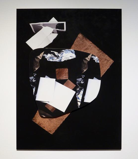 , 'Dimmer presence,' 2014, Luis De Jesus Los Angeles