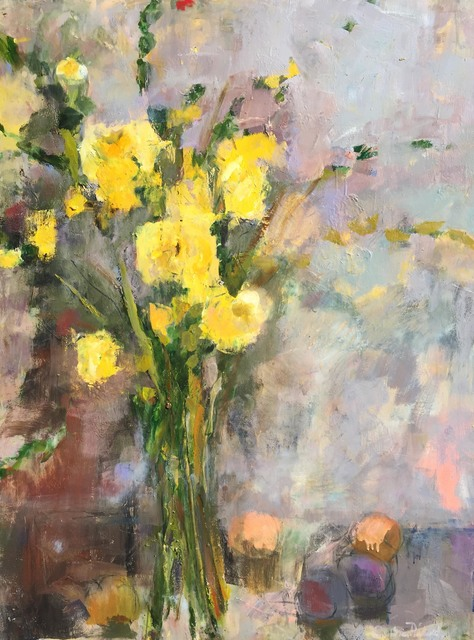 , 'Yellow Roses,' 2016, Quidley & Company