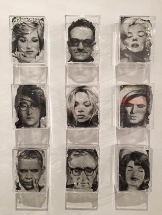 , 'Les Icônes sont fatiguées,' , Mark Hachem Gallery