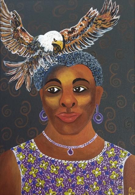 Phindile Mamba, 'I have a BIG problem', 2019, Yebo Art Gallery