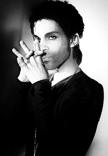 , 'Portrait of Prince,' 1990, Mouche Gallery