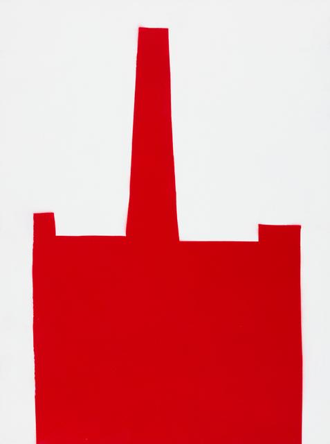 , 'RED 58,' 2017, Elizabeth Harris Gallery
