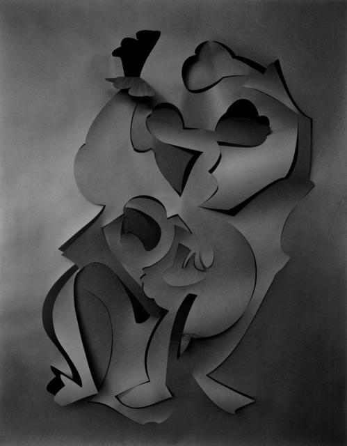 , 'Cut Paper,' 1971, Etherton Gallery