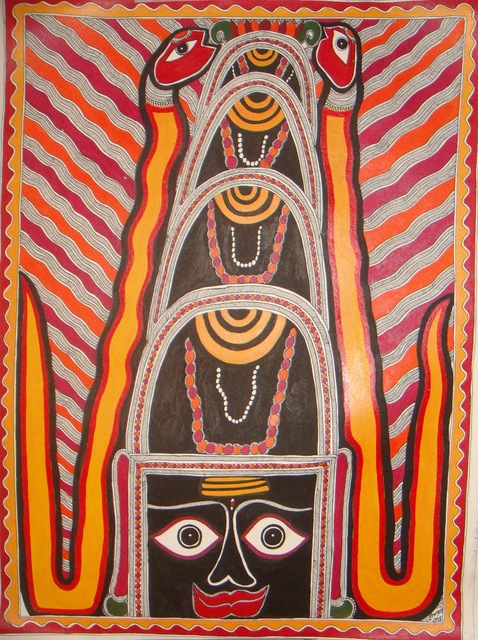 Baua Devi, 'Untitled', 2016, Painting, Acrylic on paper, Arushi Arts