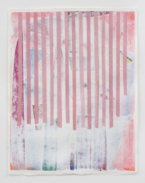 , 'Rain II,' 2015, Inman Gallery