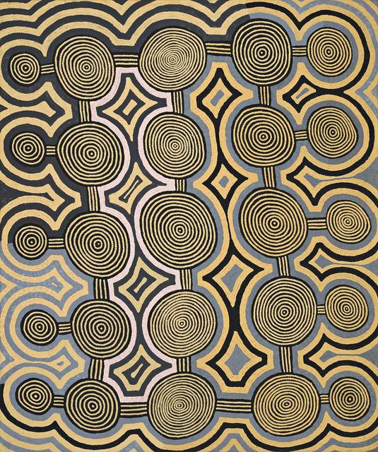 Ronnie Tjampitjinpa, 'Tarkulnga', 1988, ReDot Fine Art Gallery