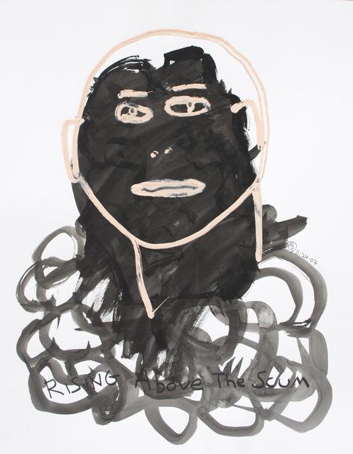 , 'Rise Above,' 2013-2014, NUNU FINE ART