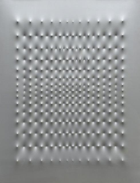 , 'Superficie alluminio,' 1969, Galerie Natalie Seroussi