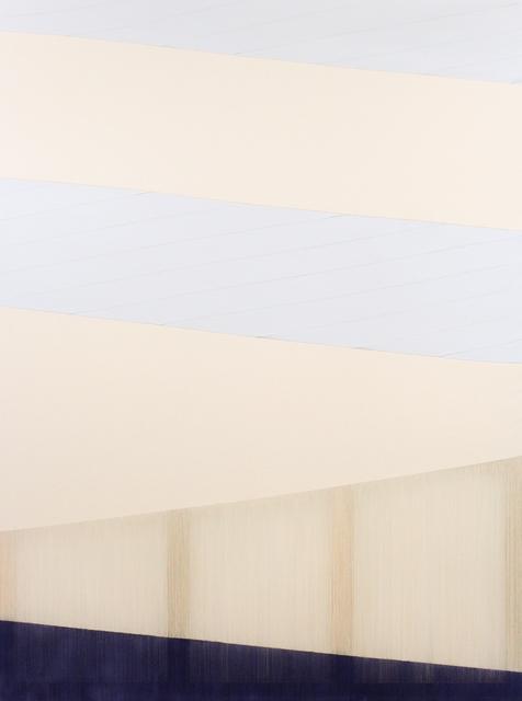 , 'harmonic analysis,' 2017, Ronchini Gallery