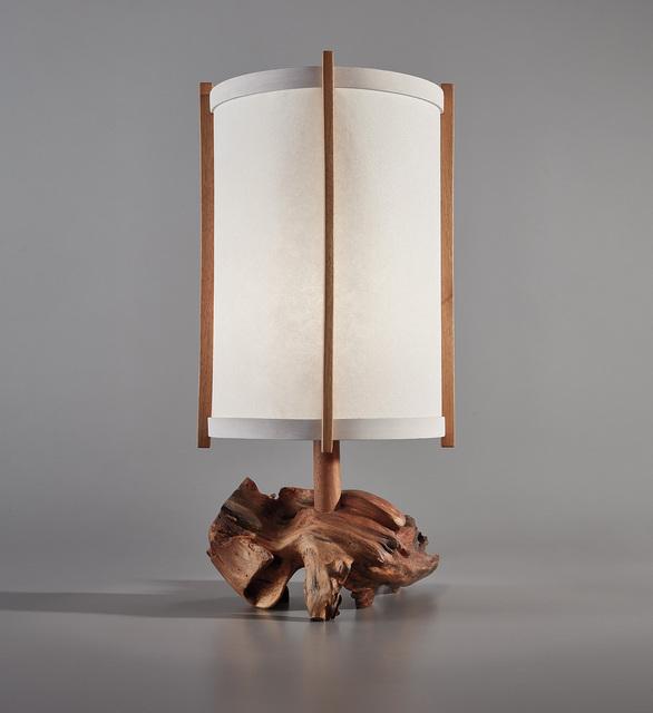 George Nakashima, 'Table lamp', Phillips