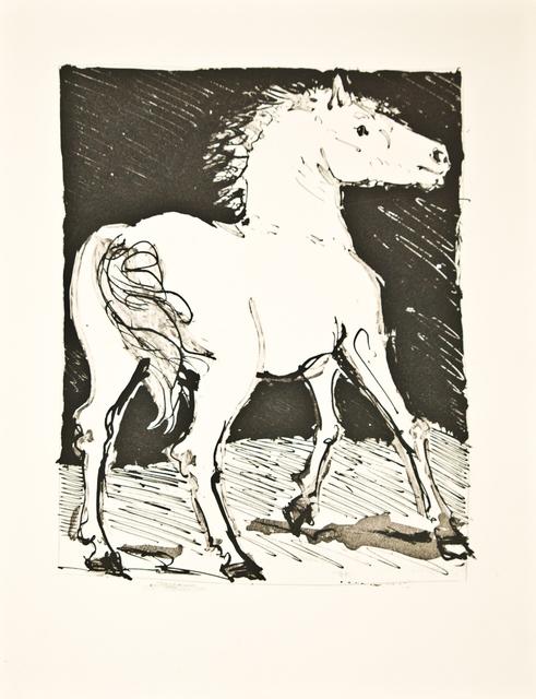 Pablo Picasso, 'Le Chval (Le Cheval) (The Horse)', 1936, John Szoke
