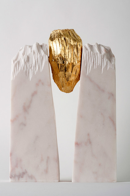 , 'Áureo XIV,' 2017, Galería BAT Alberto Cornejo