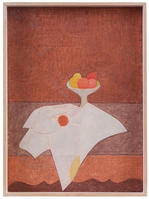 , 'Cezanne's apple塞尚的苹果,' 2018, Tong Gallery+Projects