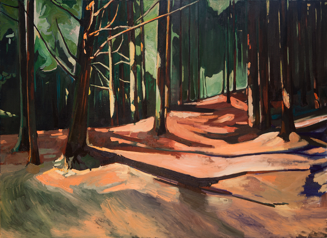 , 'In the Forest,' 2015, Vanguard Gallery