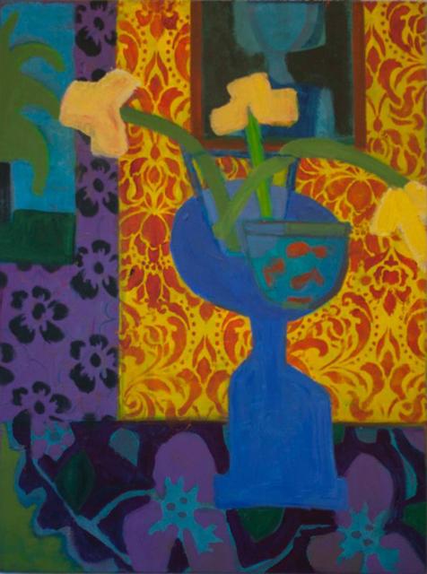 , '3 Daffodils,' 2014, Kathryn Markel Fine Arts
