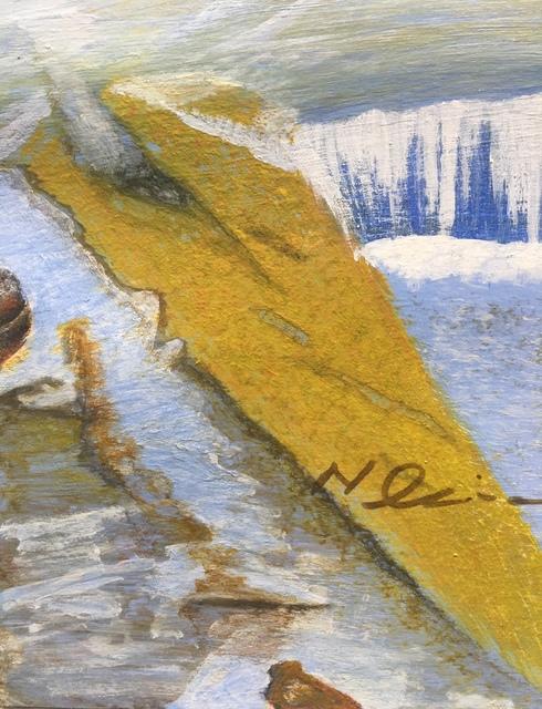 Naseem Sajda Qureshi, 'Aptabaad waterfall', 1995, Gallery Mariam
