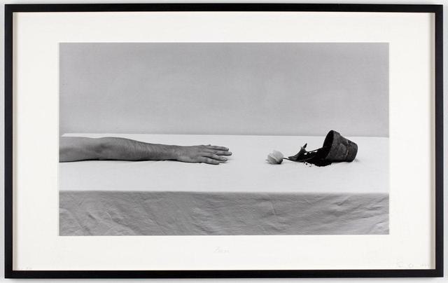 , 'Poem,' 1977, i8 Gallery