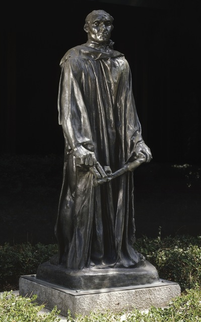 Auguste Rodin, 'Jean d'Aire', First modeled ca. 1886; this cast 1972, Los Angeles County Museum of Art