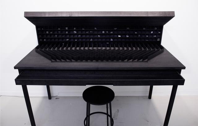 , 'Workspace II,' 2016, Galerie Ron Mandos