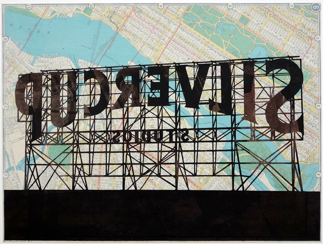 William Steiger, 'Silvercup (Long Island City)', 2013, KOKI ARTS