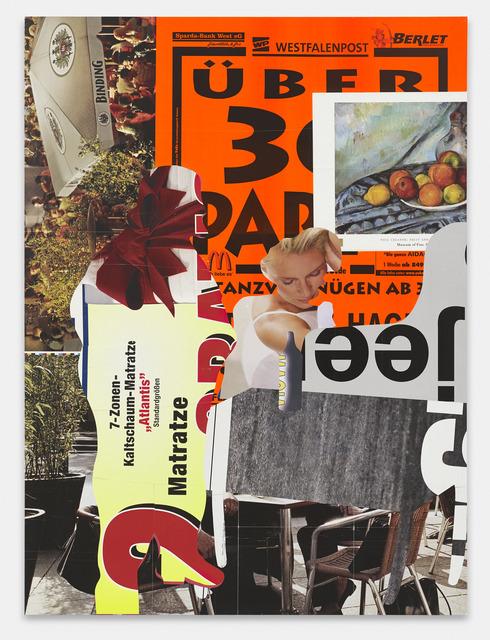 , 'I 24,' 2011, Galerie Max Hetzler