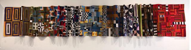 , 'Retrospective Scroll,' , Mobilia Gallery