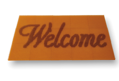 Do Ho Suh, 'Doormat: Welcome (Amber),' 2000, Phillips: 20th Century & Contemporary Art & Design Evening Sale