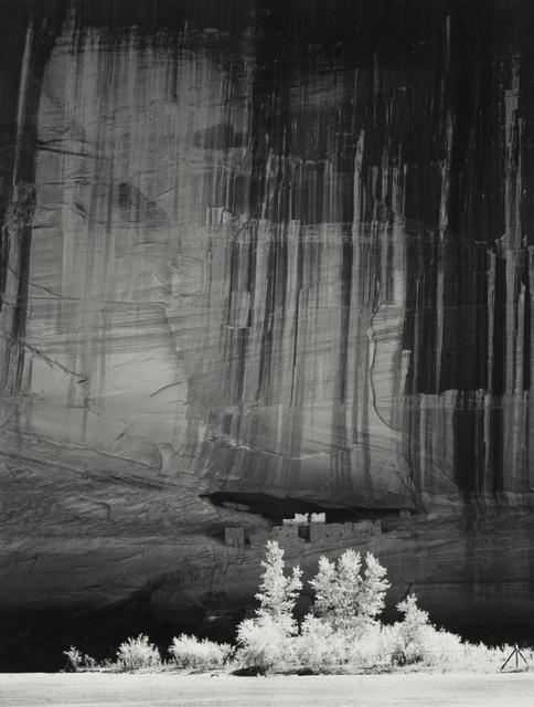Ansel Adams, 'White House Ruin, Morning, Canyon de Chelly', 1949, The Ansel Adams Gallery