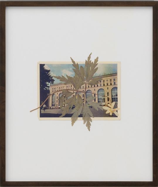 , 'Untitled (#8),' 2012, Galerija Gregor Podnar