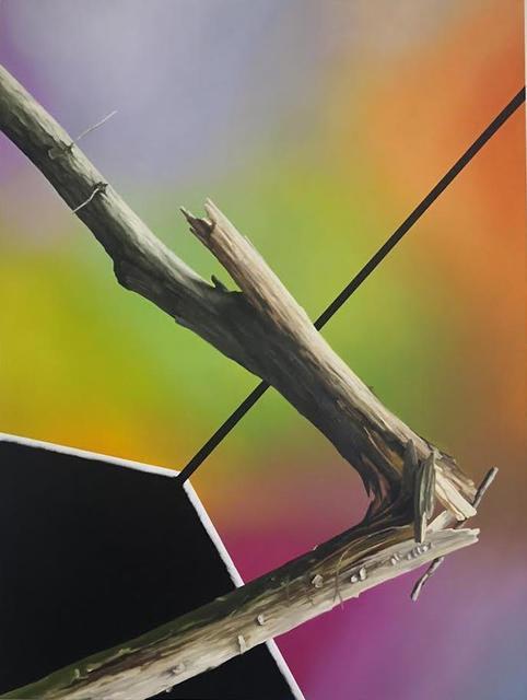 Javier Peláez, 'Broken Tree #6', 2019, William Turner Gallery