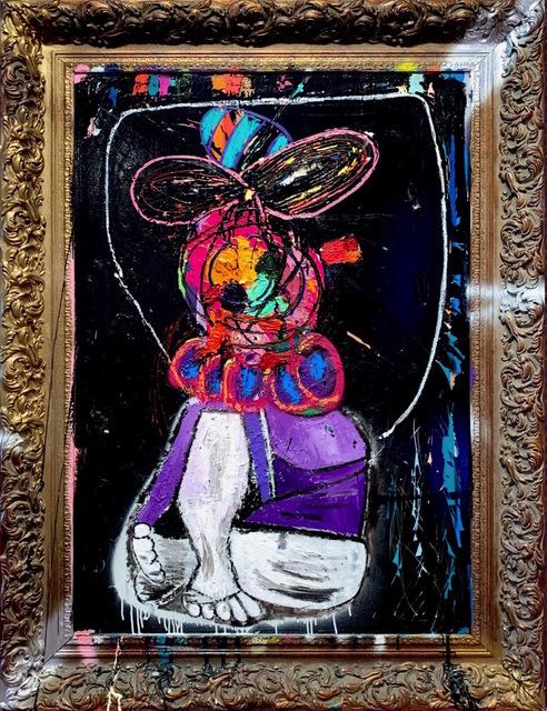 , 'Portrait,' 2019, 81 Leonard Gallery