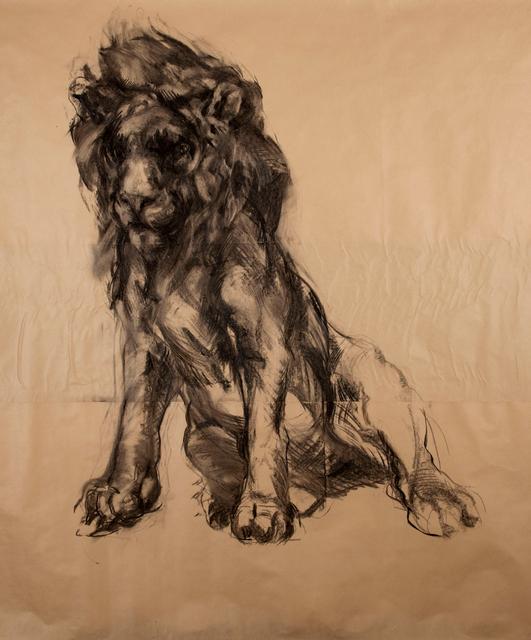 , 'Lion,' 2012, Tayloe Piggott Gallery