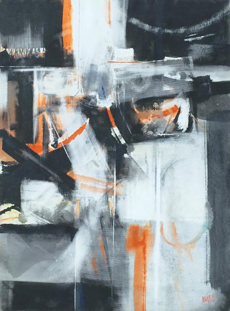 , 'Night Lights,' , Caldwell Gallery Hudson