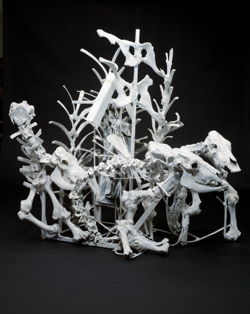 , 'Lost Cows,' 2000-2001, de Young Museum