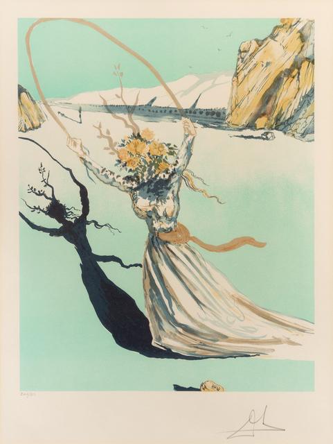 Salvador Dalí, 'Transcendent Passage', 1979, Hindman