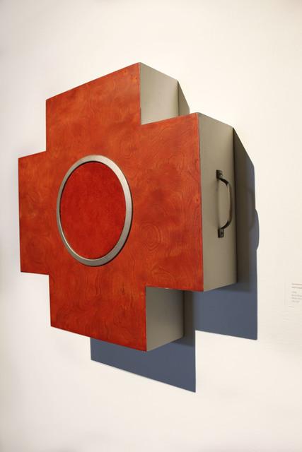 Constance Lowe, 'Red Crossbox', 1998, Ruiz-Healy Art
