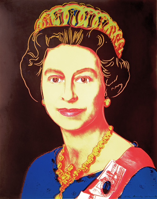 Andy Warhol, 'Reigning Queens - Queen Elizabeth II of The United Kingdom (Trial Proof)', 1985, Collectors Contemporary