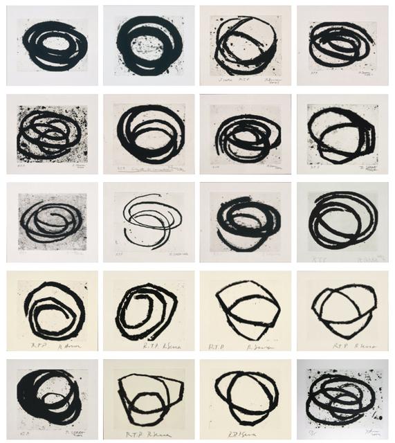 , 'Venice Notebook,' 2002, Galería La Caja Negra