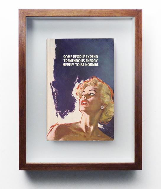 , 'Tremendous Energy,' 2017, Nanda Hobbs Contemporary