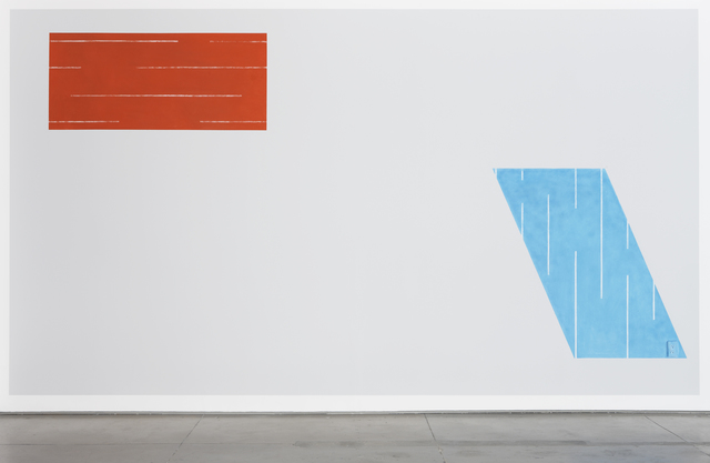 , 'Horizontal & Vertical,' 2008, Sandra Gering Inc
