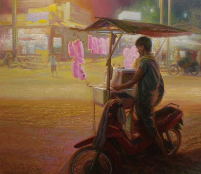 , 'The Night Shift,' 2016, Qube Gallery