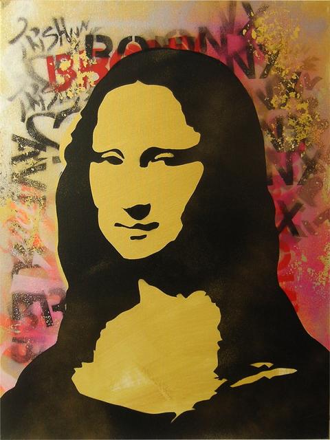 , 'Mona Lisa,' 2017, Studio A