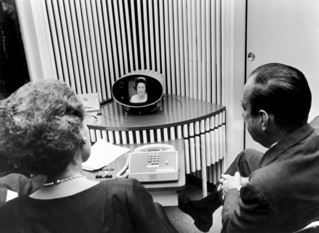 , 'Picturephone - Opening Ceremonies ,' 1964, New York Historical Society