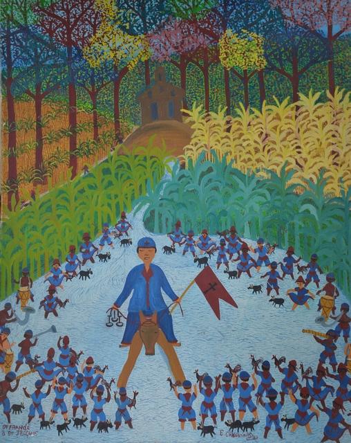 , 'Offrande à Saint Jacques,' , Le Centre d'Art d'Haïti