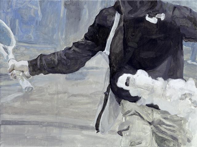 , 'Sports 運動,' 2017, Galerie Ora-Ora