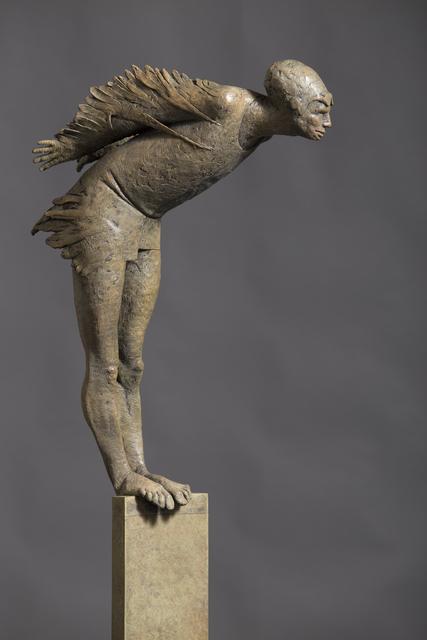 , 'Hombre pájaro / Bird man,' 2015, Artflow Galeria